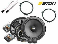 Eton Audio Lautsprecher System Einbau Set Tür vorne Audi TT 8N 1998 bis 2006 POW