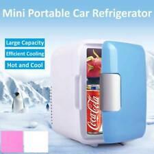 4L Portable Mini Fridge Cooler Warmer Heats Auto Car Boat Home 12V US STOCK T7B8