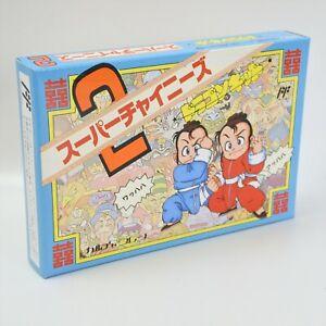 SUPER CHINESE 2 Dragon Kid Brand NEW Famicom Nintendo 1495 fc