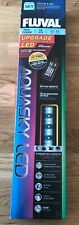 Fluval Aquasky Aquarium LED Lighting Unit Colour Fish Tank White Strip Light 16W