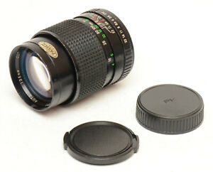 CPC Auto CCT 135mm F2.8 Lens For Pentax K Mount! Good Condition!
