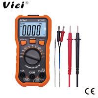 VC837 Digital LCD Multimeter Voltmeter Ammeter AC/DC/OHM Volt Current Tester AU