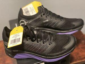 The North Face Men's Flight Vectiv Trail Running Shoe Black Purple 8.5 US Sample