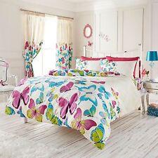 papillon à la mode moderne style Set Housse de couette double