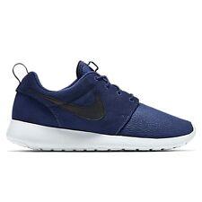 Zapatillas Zapatos De Gamuza NIKE ROSHE ONE Informales Gimnasio-UK 7.5 (EUR 42) - azul marino noche