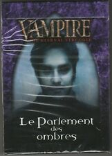 Sealed French Deck Le Parlement des Ombres Parliament of Shadows VTES Jyhad