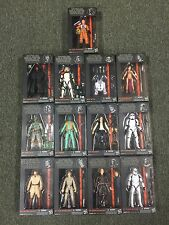 Star Wars The Black Series Set Anakin Skywalker R2-D2 Shadow Squadron AT-ST Yoda