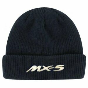 Mazda MX5 Embroidered Thinsulate Beanie Hat  Classic Car Free P&P
