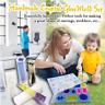 83Pcs Handmade Crystal Glue Mold Set Resin Jewelry Mold Kit