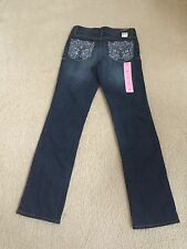 NWT Nine West Women's Rosemary Straight Fit Jeans SIZE 6