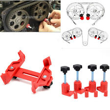 Car 5in1 Dual Cam Camshaft Fixed Holder Clamp Timing Sprocket Gear Locking Tool