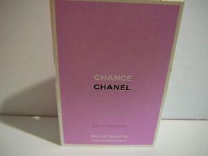 Chanel Chance Eau Tendre EDT 2ml sample spray vial