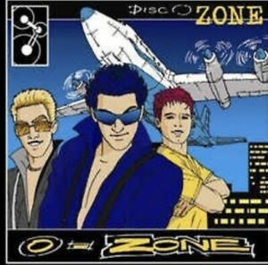 O-Zone DiscO-Zone | Cd Album | Etat Tres Bon