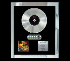 MEAT LOAF BAT OUT OF HELL III  MULTI (GOLD) CD PLATINUM DISC FREE POSTAGE!!