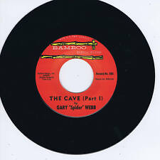 GARY Spider WEBB - THE CAVE (Part 1 + 2) (Sought after DESPERATE ROCK 'N' ROLL)