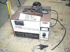 Servo-Motor Control System Voltage Regulator STAC 500VA