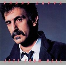 Jazz from Hell by Frank Zappa (CD, Oct-2012, Universal)