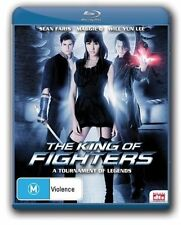 King Of Fighters (Blu-ray, 2010)-REGION B - Brand new-Free postage