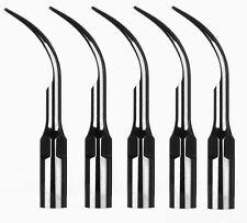 5X Dental Ultrasonic Scaler Insert Tips G1 fit EMS WOODPECKER Scaling Handpiece