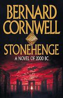 Stonehenge: A Novel of 2000 BC by Bernard Cornwell (Paperback, 2000)