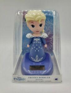 """Disney Frozen II Princess Elsa Solar Dancing Bobble  5"""" Bobblehead *New*collect"""