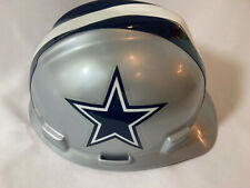 Msa V Gard Cap Type Dallas Cowboys Nfl Hard Hat Pin Type Suspension