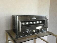 VINTAGE antique valve tube Geiger counter CHANNEL receiver frieseke hoepfner old
