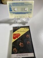 Rare India Label The Beatles Rubber Soul Cassette Tape From 1988 42.00 Rs