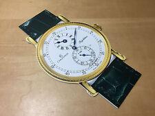 Booklet CHRONOSWISS - Regulateur Automatique - English - Watches Watches Montres