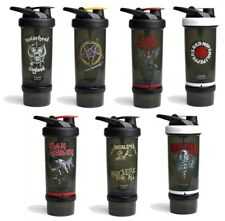 SmartShake Revive Rock Band Collection Protein Shaker Bottle 750ml