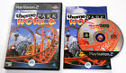 Sony PLAYSTATION 2 PS2 THEME PARK WORLD 2000 EA Games SLES-50032