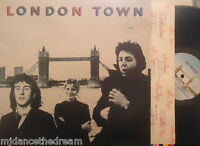 WINGS - London Town ~ VINYL LP