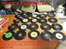 LOTTO 20 DISCHI DISCO LP SENZA COPERTINA DA CONTROLLARE