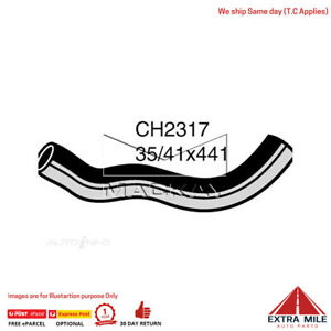 CH2317 Radiator Lower Hose for Mercedes-Benz 350SL R107 3.5L V8 Petrol Manual /