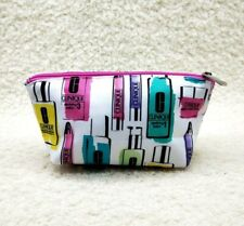 CLINIQUE Makeup Cosmetics Bag, Travel Toiletry Pouch, Brand NEW