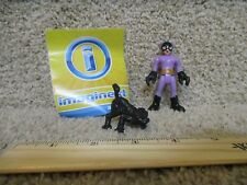 Fisher Price Imaginext DC Batman Blind Bag Series 1 Catwoman Purple Thief Gotham