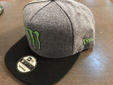 Monster Energy New Era Snap Back Cap / hat