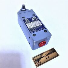 Square D 9007- Br63B2 Ser A Limit Switch