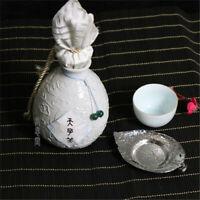 3Set Grandmaster of Demonic Cultivation The Untamed Cosplay Prop Wine jar pot