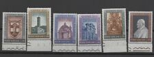 Vatican - 1961 Pope John XIII 80th Birthday set MNH postage stamps