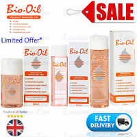 Bio Oil  for Scars Stretch Marks Dehydrated Ageing Skin 60ml / 125ml / 200ml UK