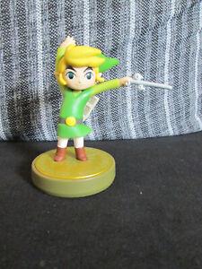 the legend of zelda amiibo figur toon-Link Nintendo Wind Waker Version