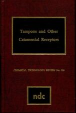 Tampons and other catamenial receptors (Chemical technology review)