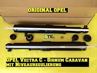 ORIGINAL OPEL Stoßdämpfer mit Niveauregulierung Vectra C Signum Caravan OPC IDS