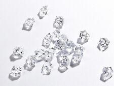10 Irregular Shape Acrylic Crystal Stones Transparent Fake Ice Home Decoration