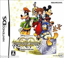 Used DS Kingdom Hearts Re:coded NINTENDO JAPANESE IMPORT