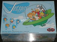 Polar Lights THE JETSONS Spaceship + 5 Pre-Painted Family Figures Model Kit MISB