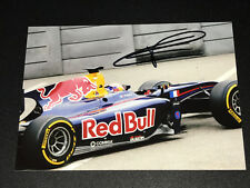 Pierre Gasly Torro Rosso F1 Autogramm Autograph Signed Signiert FOTO 13x18 *TOP*