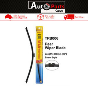 Tridon Rear Wiper Blade For BMW X5 E53 01/06-02/07 TRB006