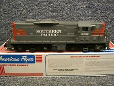 6-48002 American Flyer Southern Pacific GP-9 Dummy Diesel Engine in OB